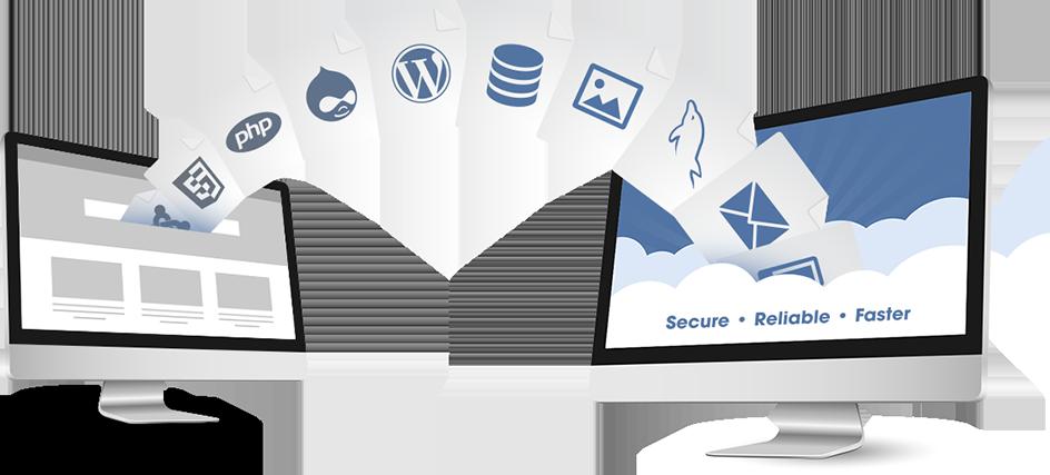 Как правильно переносить сайт с хостинга на хостинг бесплатный хостинг с созданием сайтов